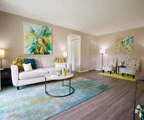 Living Room, Greenbrier Woods
