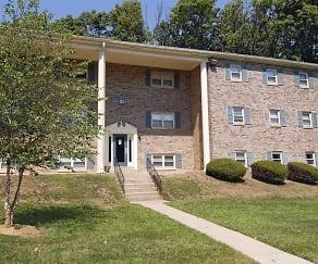Building, Governor Mifflin