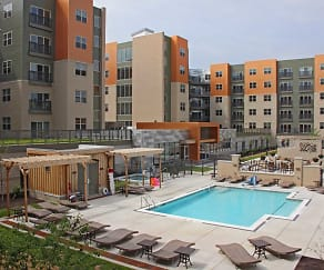 Pool, The Yards At 3 Crossings