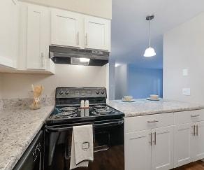 Kitchen, Riverside North