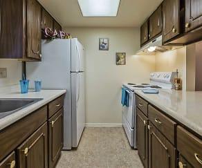 Kitchen, Aspen Court