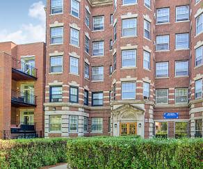 Building, 4701 North Beacon Apartments