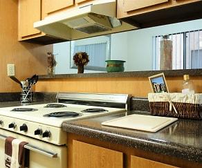 Kitchen, Deer Creek Village