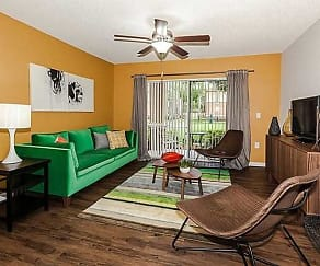 Living Room, Pembroke Pines Landings