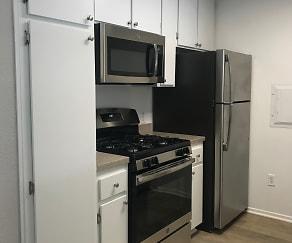 Kitchen, Cypress Villas Apartment Homes