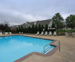 Pool, Orchard Village