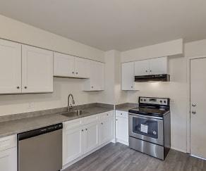 Kitchen, Oasis