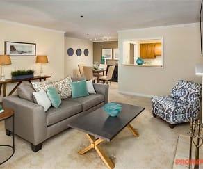 Living Room, Calibre Lake