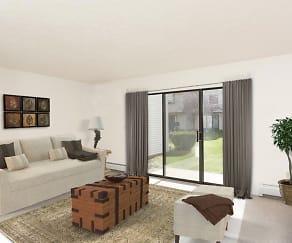 Living Room, Penbrooke Meadows
