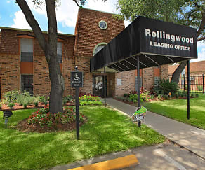 Leasing Office, Rolling Wood Apartments