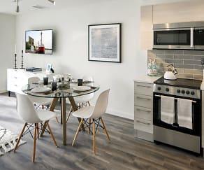 Kitchen, 1305 Dock Street