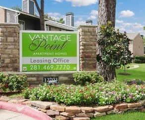 Community Signage, Vantage Point