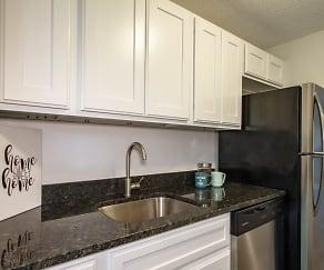 Kitchen, Briar Knoll Apts