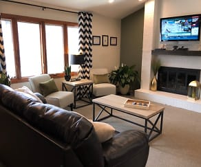 Living Room, Country Club Village