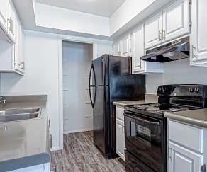 Kitchen, Park Mesa