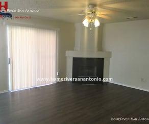 Living Room, 8234 Morning Grove