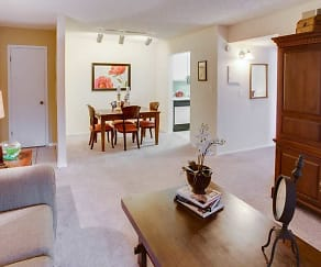 Dining Room, Woodcliff