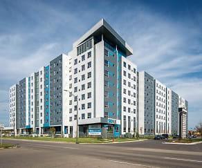 Building, SKYVUE