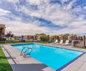 Pool, Panorama Heights