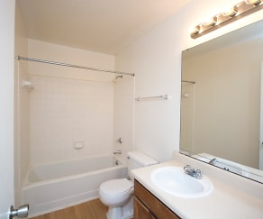 Bathroom, Kelston Place