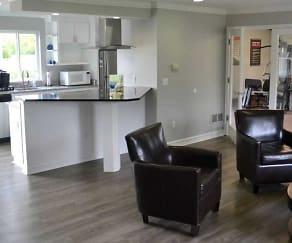 Living Room, Bainbridge Park