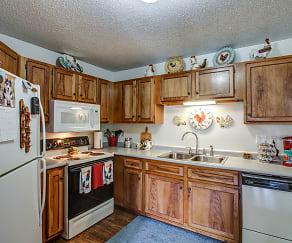 Kitchen, Walnut Ridge