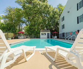 Pool, Hampton Creek