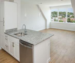 Kitchen, Landing 53