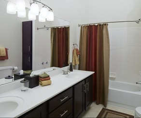 Bathroom, Bass Lake Hills Townhomes