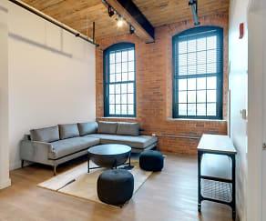 Living Room, Montgomery Mill