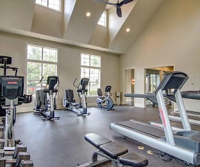 Fitness Weight Room, Ascent at Windward