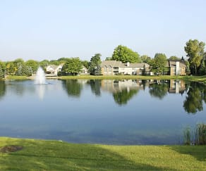 Lake, Waters Edge Luxury Apartments