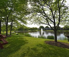 Recreation Area, Foxboro Apartments