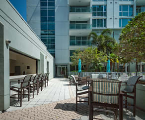 Patio / Deck, The Place At Channelside