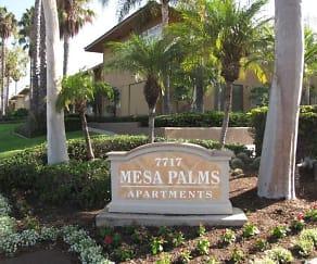 Community Signage, Mesa Palms