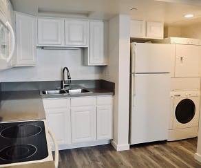 Kitchen, West Street Flats