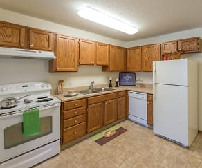Kitchen, Woodland Park