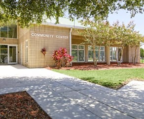 Clubhouse, NS Mayport Homes a Balfour Beatty Community
