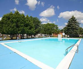 Pool, Hamilton Place