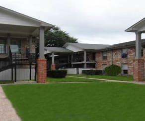 Courtyard, Prestonwood
