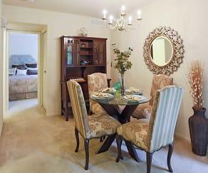 Dining Room, Mansfield Woods