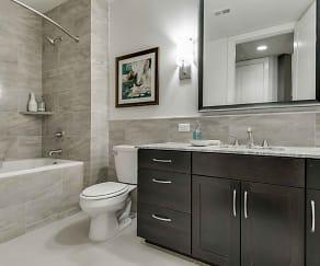 Bathroom, 353 S Central Expy
