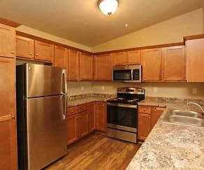 Kitchen, The Glade Luxury Apartment Homes