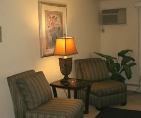 Living Room, Peppertree Village
