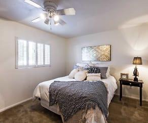 Bedroom, Promontory