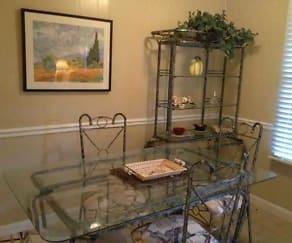 Dining Room, Green Acres Short Term Rentals