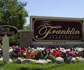 Community Signage, The Franklin