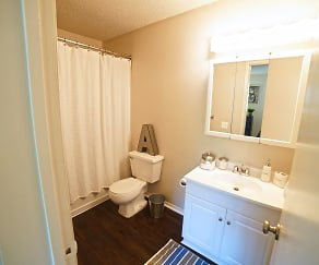 Bathroom, The Rockland