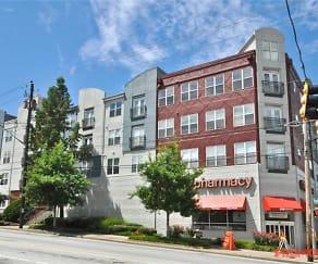 City View, Old Fourth Ward, Atlanta, GA