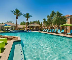 Pool, Pinnacle Terrace